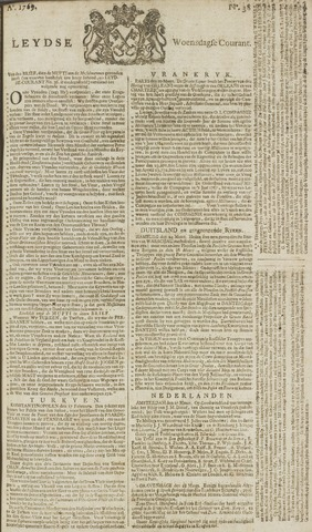 Leydse Courant 1769-03-29