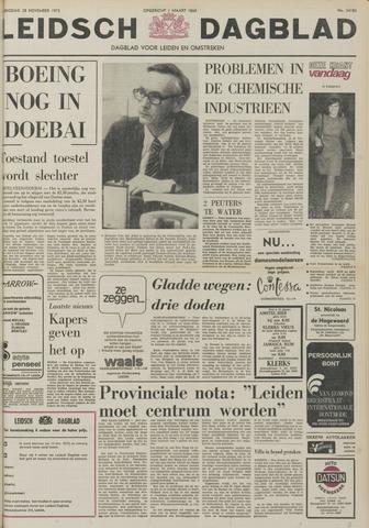 Leidsch Dagblad 1973-11-28