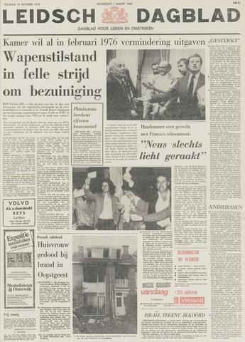 Leidsch Dagblad 1975-10-10