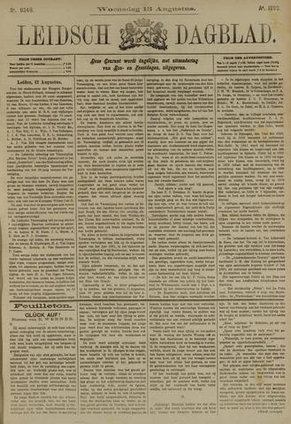 Leidsch Dagblad 1890-08-13