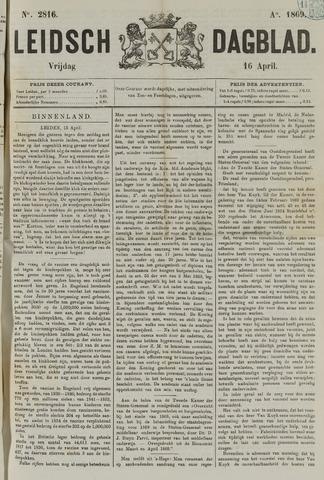Leidsch Dagblad 1869-04-16
