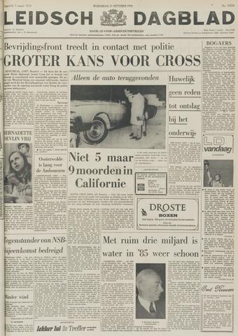 Leidsch Dagblad 1970-10-21