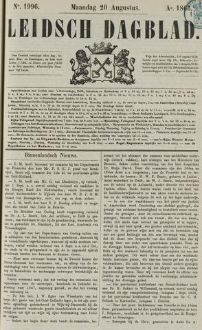 Leidsch Dagblad 1866-08-20