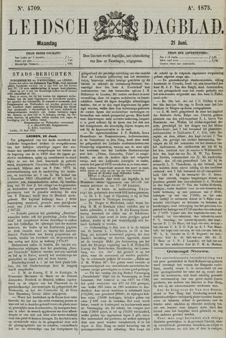 Leidsch Dagblad 1875-06-21