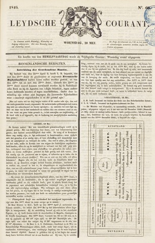 Leydse Courant 1846-05-20