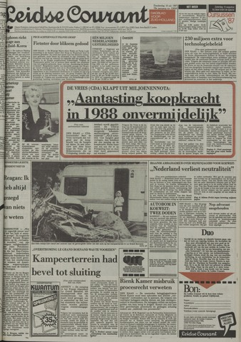 Leidse Courant 1987-07-16