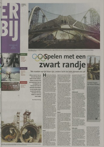 Leidsch Dagblad 2004-02-21