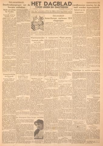 Dagblad voor Leiden en Omstreken 1944-01-12