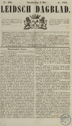 Leidsch Dagblad 1861-05-02