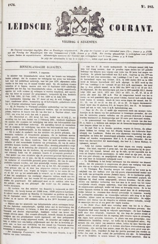 Leydse Courant 1876-08-04