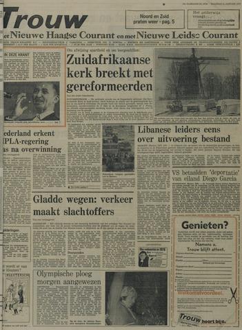 Nieuwe Leidsche Courant 1976-01-26
