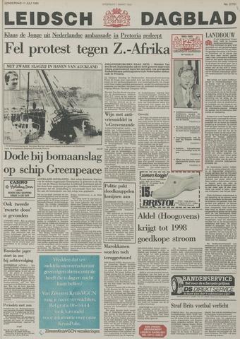 Leidsch Dagblad 1985-07-11