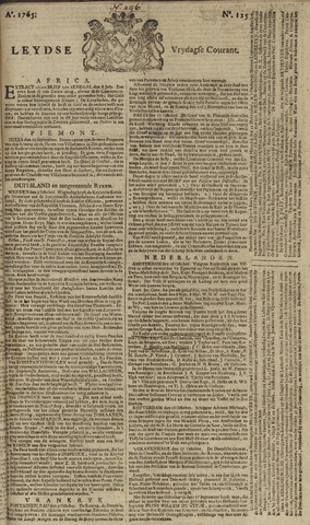 Leydse Courant 1765-10-18