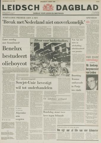 Leidsch Dagblad 1980-07-05