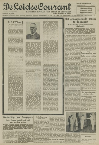 Leidse Courant 1950-02-21