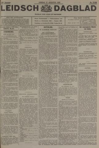 Leidsch Dagblad 1935-08-27