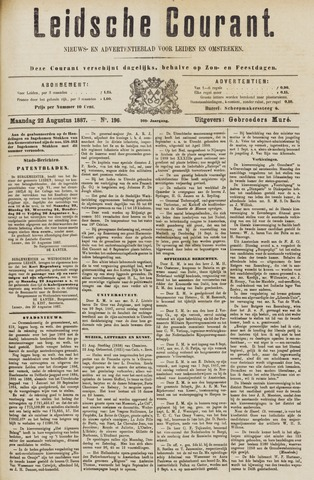 Leydse Courant 1887-08-22