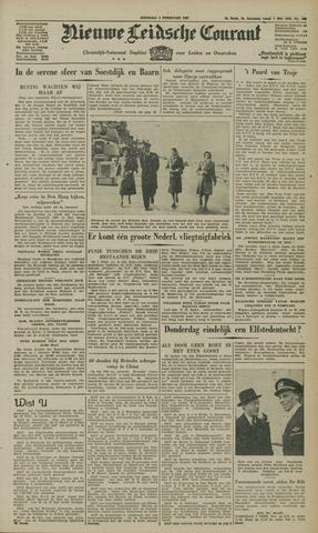 Nieuwe Leidsche Courant 1947-02-04