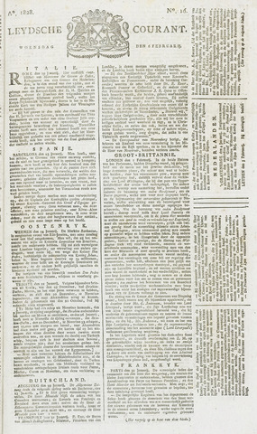 Leydse Courant 1828-02-06
