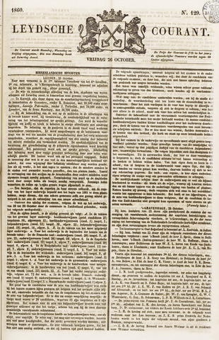 Leydse Courant 1860-10-26
