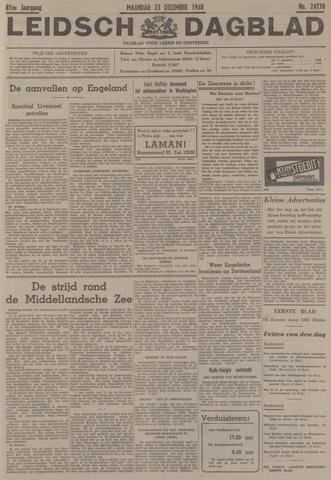 Leidsch Dagblad 1940-12-23