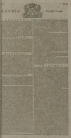 Leydse Courant 1725-08-10