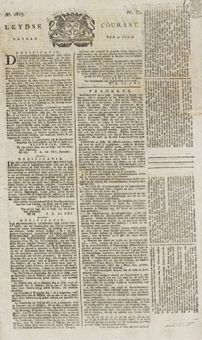 Leydse Courant 1815-07-21