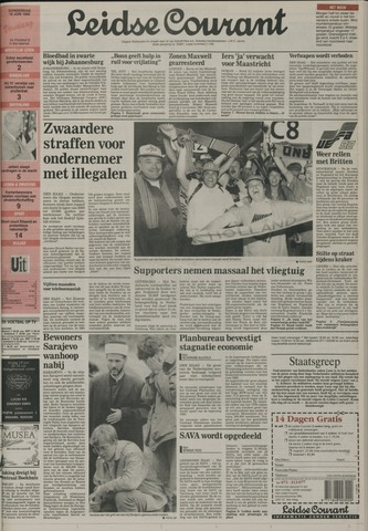 Leidse Courant 1992-06-18