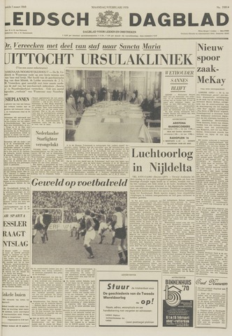 Leidsch Dagblad 1970-02-09