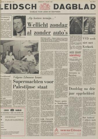 Leidsch Dagblad 1973-10-29