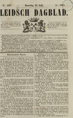 Leidsch Dagblad 1861-07-22