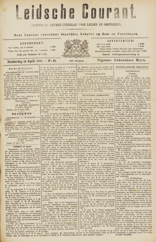 Leydse Courant 1889-04-18