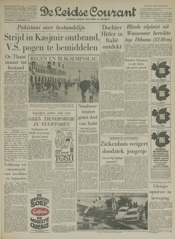 Leidse Courant 1965-09-02