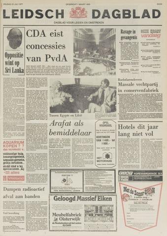 Leidsch Dagblad 1977-07-22