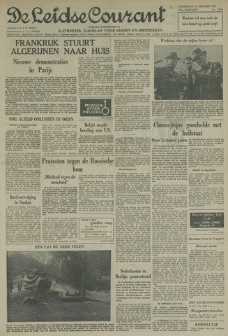 Leidse Courant 1961-10-19