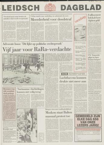 Leidsch Dagblad 1988-08-24
