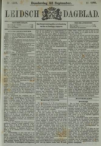 Leidsch Dagblad 1880-09-23