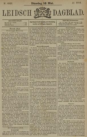 Leidsch Dagblad 1882-05-16