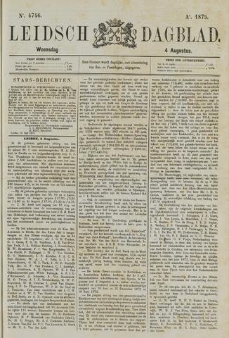 Leidsch Dagblad 1875-08-04