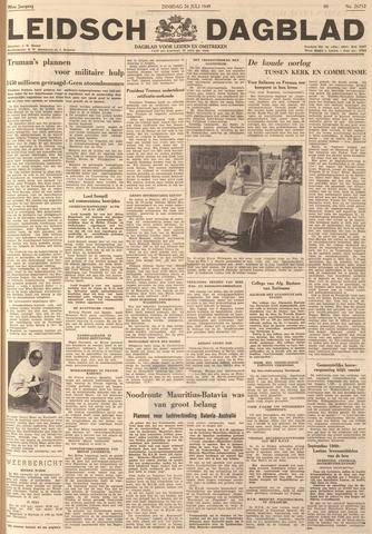 Leidsch Dagblad 1949-07-26