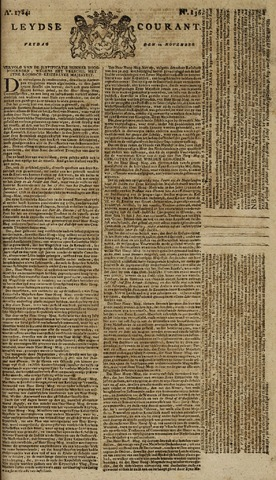 Leydse Courant 1784-11-12