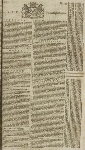 Leydse Courant 1773-08-25