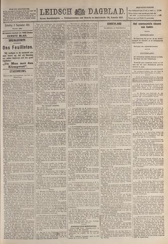 Leidsch Dagblad 1921-09-03