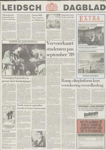 Leidsch Dagblad 1988-07-09