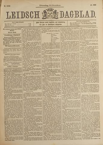 Leidsch Dagblad 1899-10-03