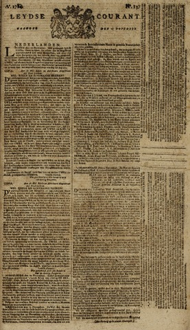 Leydse Courant 1784-11-15