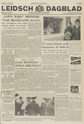 Leidsch Dagblad 1961-01-28
