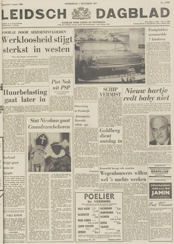 Leidsch Dagblad 1967-12-07