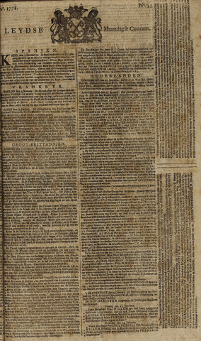 Leydse Courant 1778-01-26