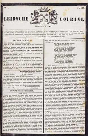 Leydse Courant 1877-06-05